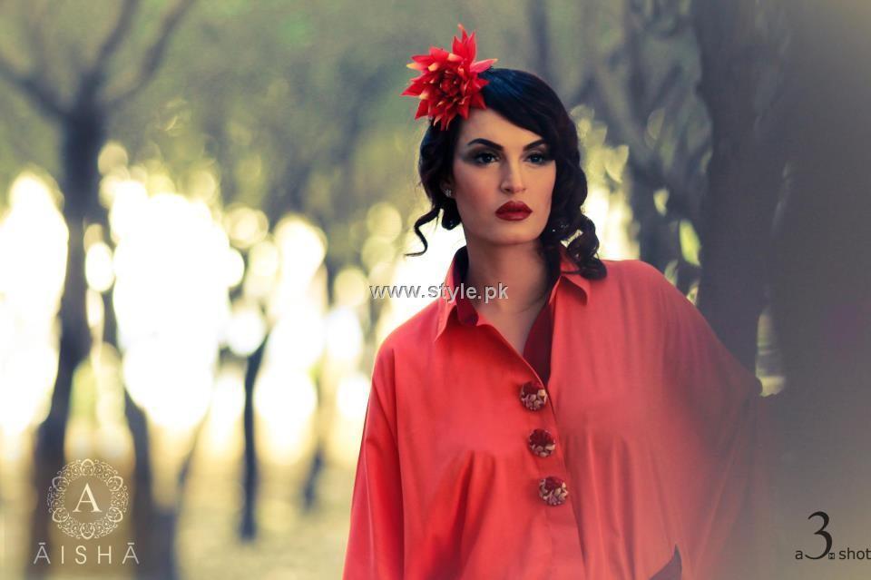 Aisha Alam Winter Casuals 2013 for Women