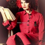 Aisha Alam Winter Casuals 2013 for Women 009