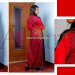 Allure Casual Wear Collection 2012-13 for Girls 002