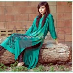 Allure Casual Wear Collection 2012-13 for Girls 010