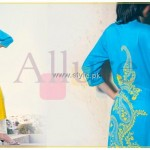 Allure Casual Wear Collection 2012-13 for Girls 012