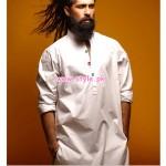 Bareeze Man Latest Casual Kurta Collection 2012 003