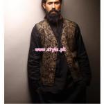 Bareeze Man Latest Winter 2012-13 Collection 009