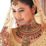 Bridal Jewellery Designs 2013 For Girls 002