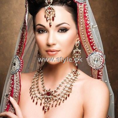 Bridal Jewellery Designs 2013 For Girls 003