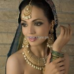 Bridal Jewellery Designs 2013 For Girls 005