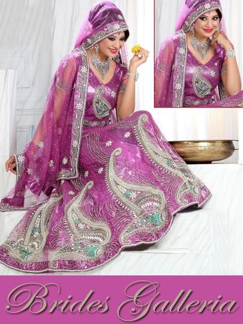 Brides Galleria Bridal & Party Wear Collection 2012-2013 For Women 001