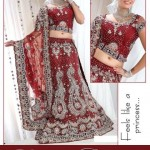 Brides Galleria Bridal & Party Wear Collection 2012-2013 For Women 0010