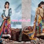 Charizma Latest Pashmina Winter 2012 Collection 007