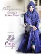 Coty's Winter Abayas Collection 2012-2013 For Women 0018