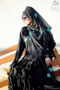 Coty's Winter Abayas Collection 2012-2013 For Women 0020