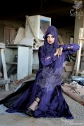 Coty's Winter Abayas Collection 2012-2013 For Women 007
