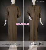 Daaman Latest Casual Dresses 2012 For Winter 002