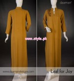 Daaman Latest Casual Dresses 2012 For Winter 004