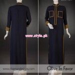 Daaman Latest Casual Dresses 2012 For Winter 005
