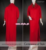 Daaman Latest Casual Dresses 2012 For Winter 006