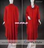 Daaman Latest Casual Dresses 2013 For Winter 001