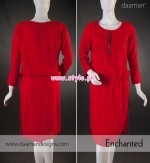 Daaman Latest Casual Dresses 2013 For Winter 002