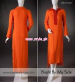 Daaman Latest Casual Dresses 2013 For Winter 003
