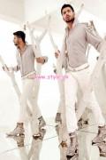 Fahad Hussayn Western Wear 2012 Collection For Winter 001