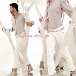 Fahad Hussayn Western Wear 2012 Collection For Winter 001