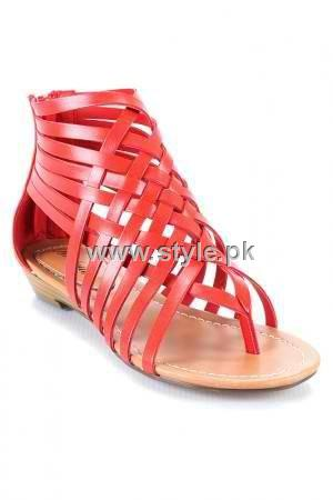 Flat Sandals 2013 For Girls