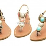 Flat Sandals 2013 For Girls 009