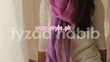 Fyzaa Habib Latest winter Casual Dresses 2012 010