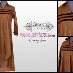 Ghani Textiles Latest Kurta Collection 2013 For Women 002