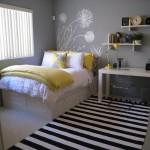 Gray Bedroom Decoration Ideas 0010