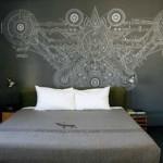 Gray Bedroom Decoration Ideas 0014