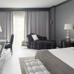 Gray Bedroom Decoration Ideas 006