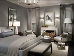 Gray Bedroom Decoration Ideas 009