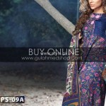 Gul Ahmed Pashmina Collection 2012-13 for Women 001
