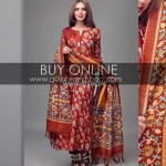 Gul Ahmed Pashmina Collection 2012-13 for Women 004