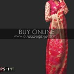 Gul Ahmed Pashmina Collection 2012-13 for Women 007