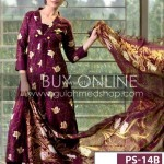 Gul Ahmed Pashmina Collection 2012-13 for Women 008