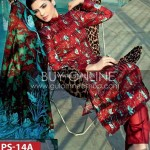 Gul Ahmed Pashmina Collection 2012-13 for Women 009