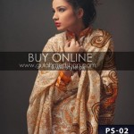 Gul Ahmed Pashmina Collection 2012-13 for Women 010