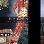 Gul Ahmed Pashmina Collection 2012-13 for Women 012