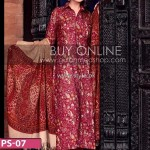 Gul Ahmed Pashmina Collection 2012-13 for Women 015