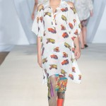 Gulabo Western Collection 2012 At PFW3, London 001