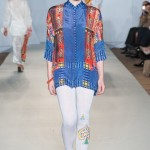 Gulabo Western Collection 2012 At PFW3, London 009