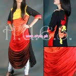 H.U.E.S Latest Winter Collection 2012-13 For Women 011