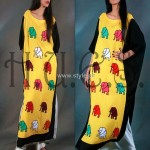 HUES Winter 2012-13 Dresses for Women and Girls 009
