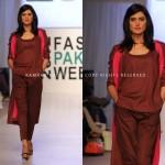 Ishtiaq Afzal Khan Western Collection 2012 At PFW 3, London 006