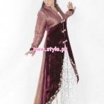 Laal Aur Dhani Formal Wear 2012 Dresses For Winter 006