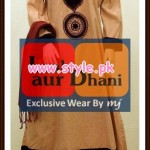 Laal Aur Dhani Winter 2012 Collection For Women 010