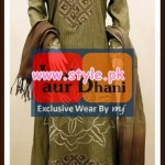 Laal Aur Dhani Winter 2012 Collection For Women 011