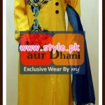 Laal Aur Dhani Winter 2012 Collection For Women 012